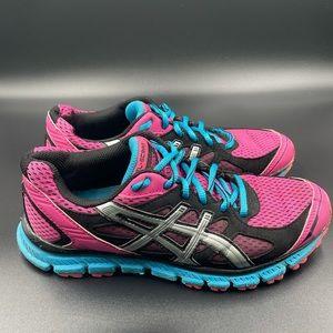 ASICS Gel Scram Trail Shoes, Women's sz 6
